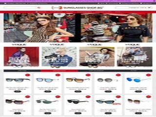 Изработка на онлайн магазин и SEO оптимизация на Sunglasses-shop.bg